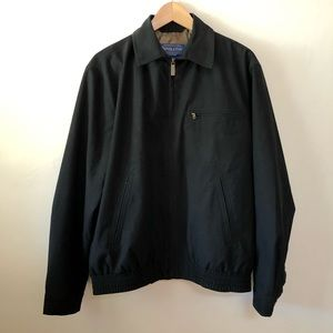 Pendleton Men's Black Zip Up Jacket